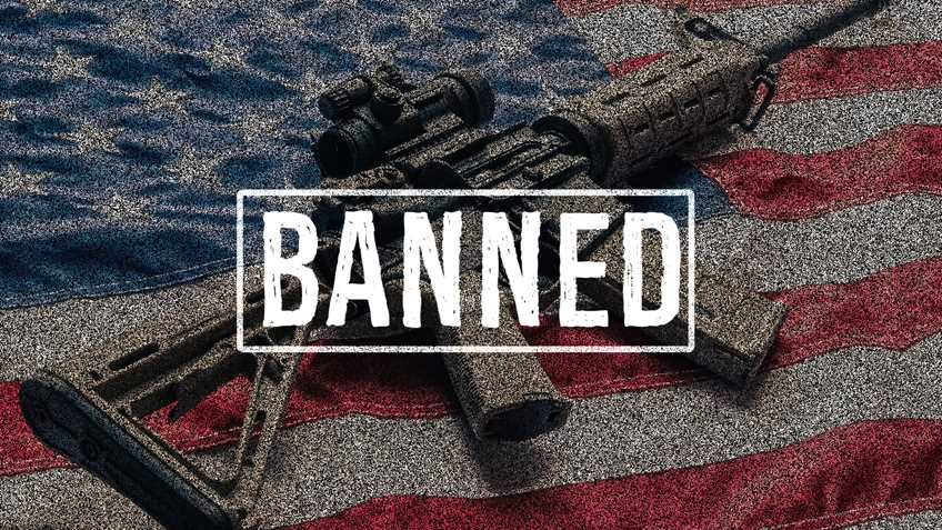 Federal Appeals Court Upholds Bans on America's Most Popular Rifles and Magazines