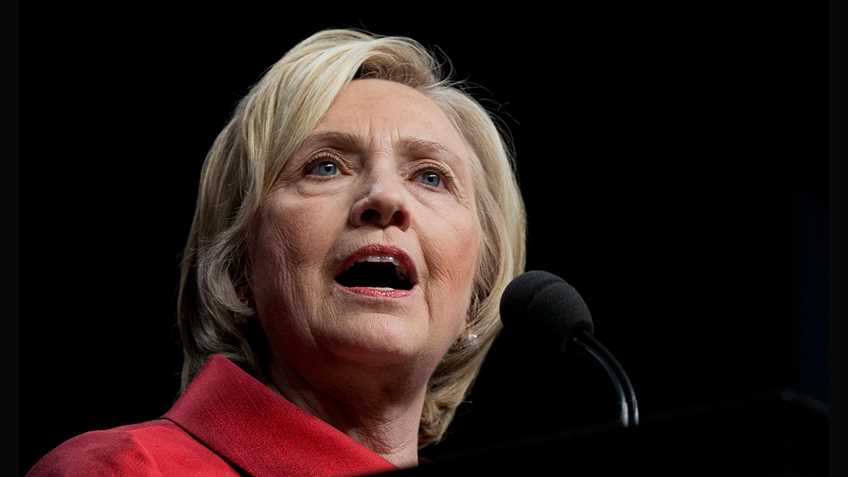 Hillary Continues Gun Control Gambit but Tempers Her Message for the Masses