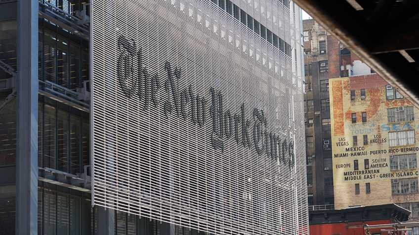 New York Times Calls for Gun Confiscation