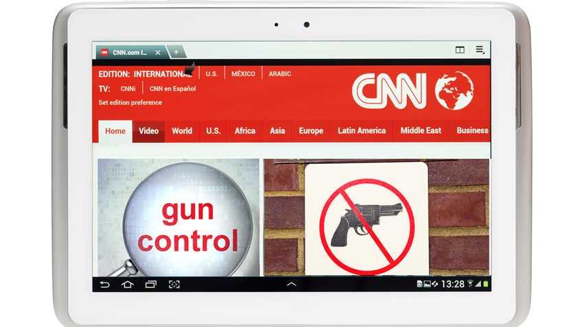 CNN Reporters Come Out for Gun Control