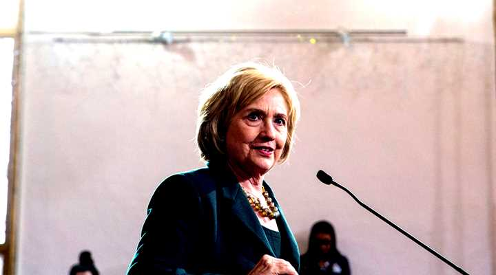 Whatever Hillary Clinton Is, She's No Hubert H. Humphrey