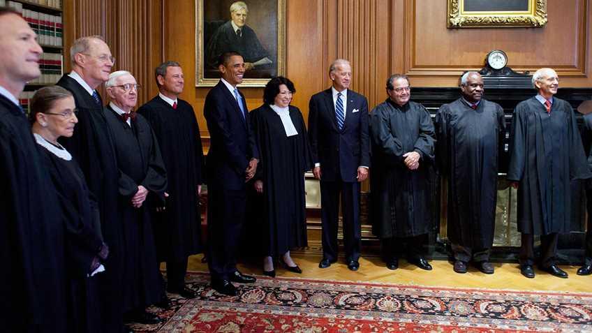 Justice Barack Obama?