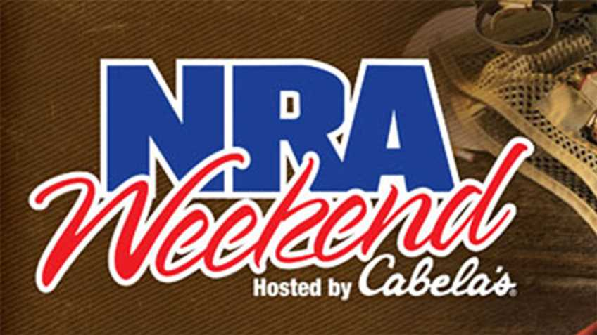 Join NRA-ILA for an important 2016 Grassroots Workshop during Cabela's NRA Weekend!