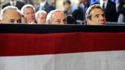 Gun Ban Billionaire Bags Presidential Run
