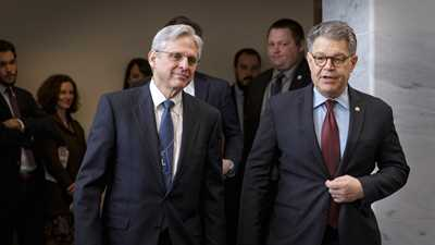 Tell Your Senators:  Merrick Garland Must NOT Be Confirmed to the U.S. Supreme Court