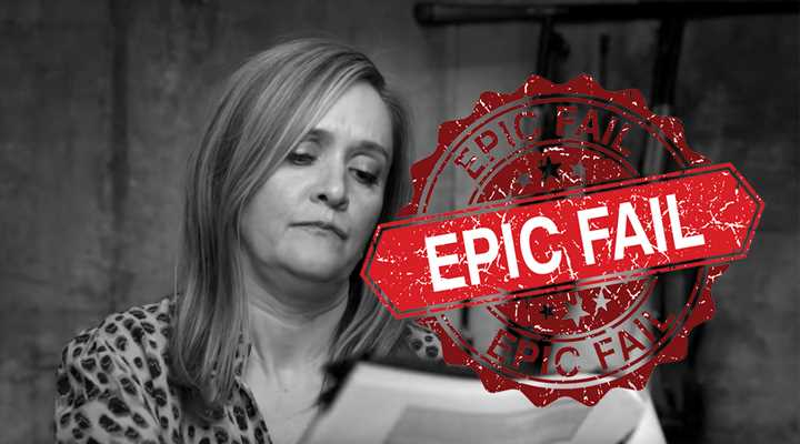 "Samantha Bee's ""Epic Takedown""? More Like ""Epic Fail"""