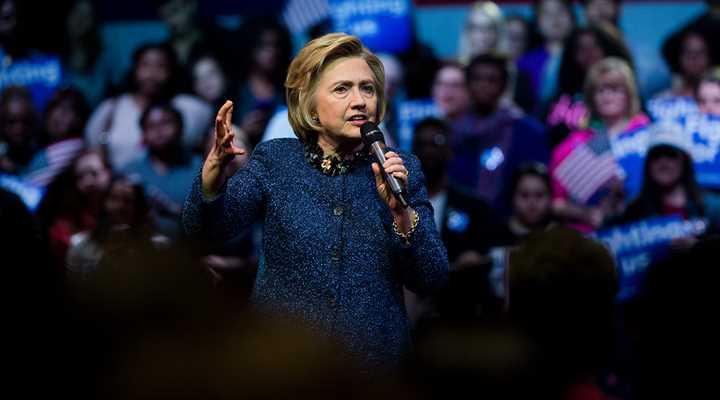 Hillary Blames Guns, Not Criminals