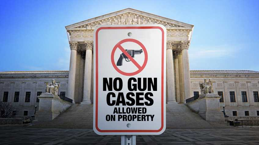 Supreme Court Declines to Review Gun Bans