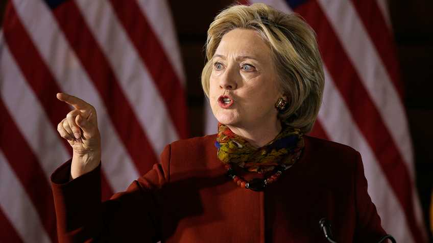 "Hillary Clinton to Attack Gun Owners Her ""Very First Day"" in Office"