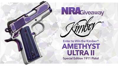Enter the Kimber NRA Giveaway!