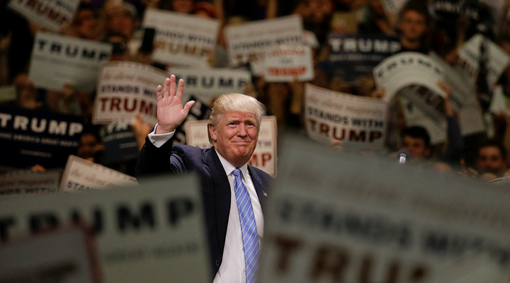 AP: Trump Has Clinched GOP Nomination
