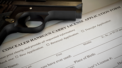 "What ""Strong Case"" for Gun Registration?"