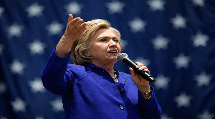 Four ways Hillary Clinton will work to end gun ownership as president