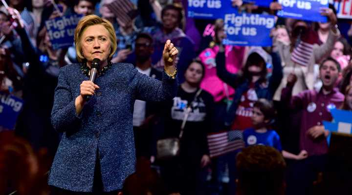 Clinton Refuses to Say Second Amendment Protects Individual Right