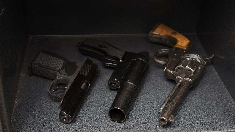 Nra ila six shooter sweepstakes