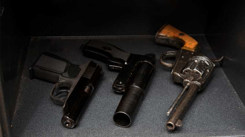 Six Year Wait for Recovery of Seized Guns Ruled Unconstitutional