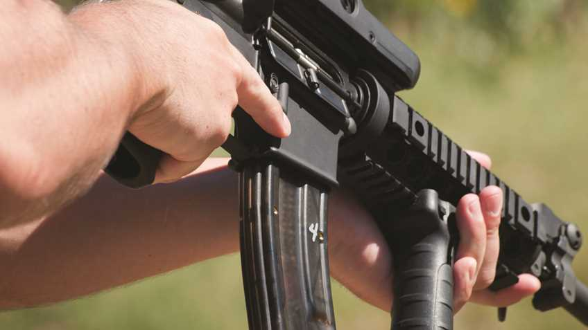 The Next Time Someone Calls an AR-15 an Assault Rifle, Show Them This