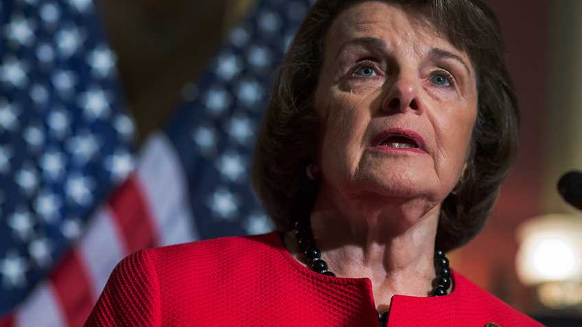 Dianne Feinstein Presses for Gun Control in the Wake of Orlando Terrorist Attack