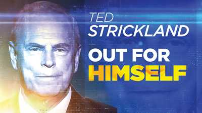 NRA Launches Ad in Opposition to Ted Strickland