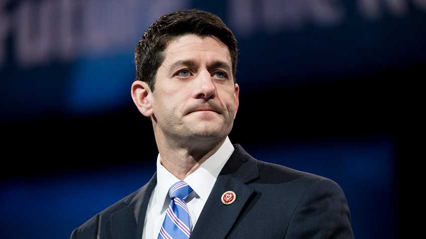 NRA Endorses Paul Ryan for Re-election to U.S. House of Representatives