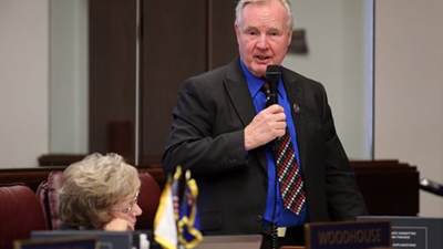 Senator Don Gustavson Latest Nevada Lawmaker Opposing Question One Gun Control