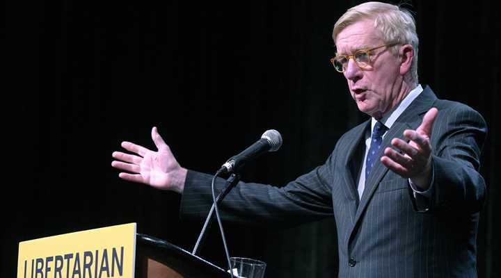 Libertarian VP Candidate William F. Weld Continues to be Anti-Gun