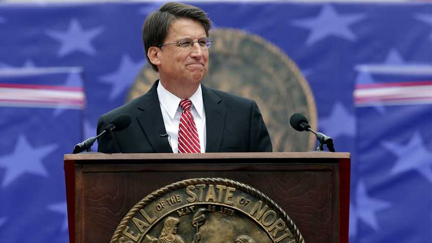 NRA Endorses North Carolina Governor McCrory