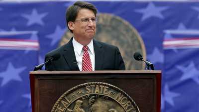 NRA Endorses North Carolina Governor McCrory