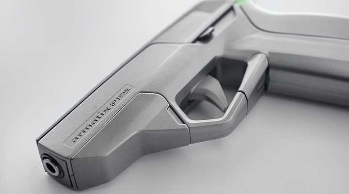 "Armatix Plans 9mm ""Smart Gun"" for U.S. Market"