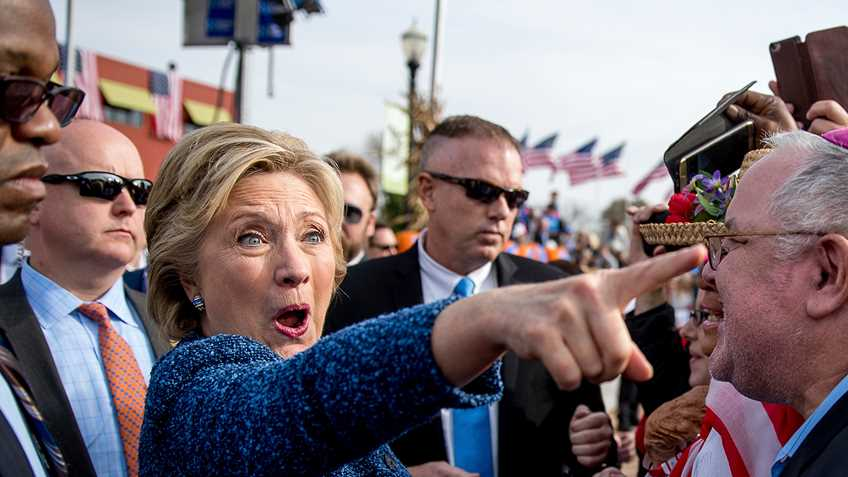 Clinton Pushes Semi-Auto Ban as Public Rejects Gun Bans in Record Numbers