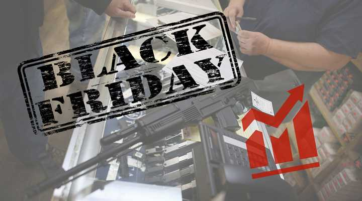 Gun Sales Deny Critics, Set Record on Black Friday