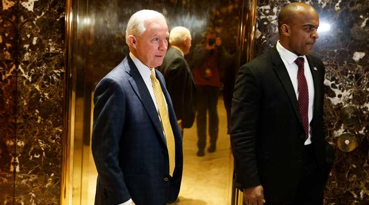 The Battle to Confirm Jeff Sessions as Attorney General is Underway!  NRA Member Action Needed Now!