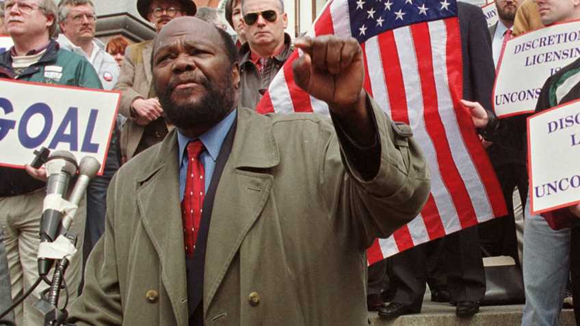 The NRA Bids Farewell to Roy Innis, Civil Rights Champion: June 6, 1934 – Jan. 8, 2017