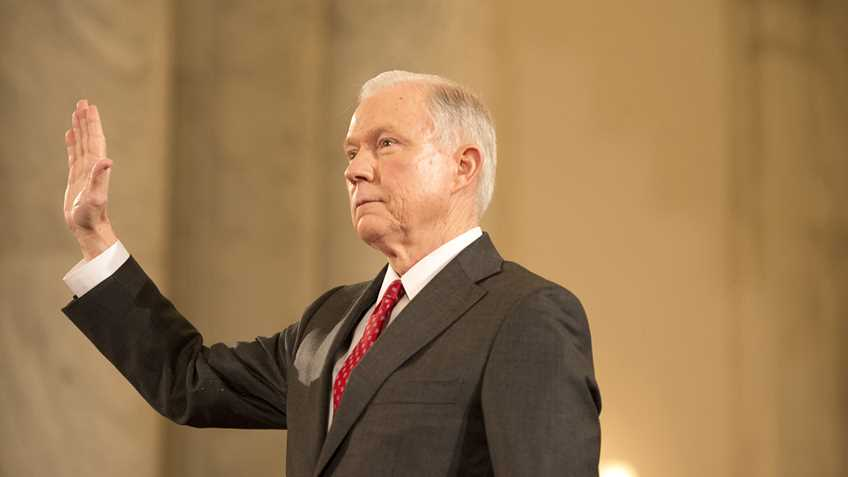 NRA-ILA | Jeff Sessions for U S  Attorney General: A True