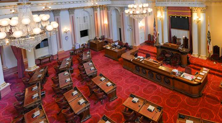 California: AB 424 Passes Assembly - Appropriations Committees to Consider Suspense Items