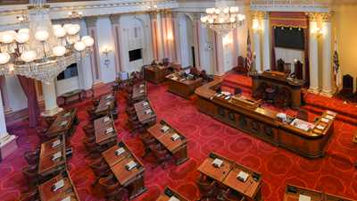 California: Precursor Parts Bill Held in Committee as Appropriations Committees Take Up Suspense Files
