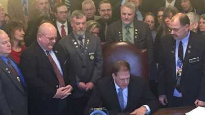 New Hampshire: Governor Sununu Signs Constitutional/Permitless Carry Bill Into Law!
