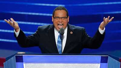 DNC Chair Frontrunner Rep. Keith Ellison (D-Minn.) Hides from his Radical Anti-gun Record