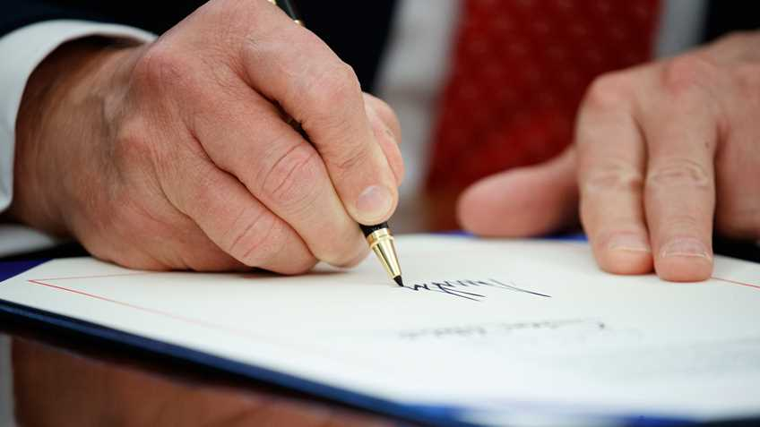 Trump Signs Bill Protecting Due Process Rights of SSA Recipients