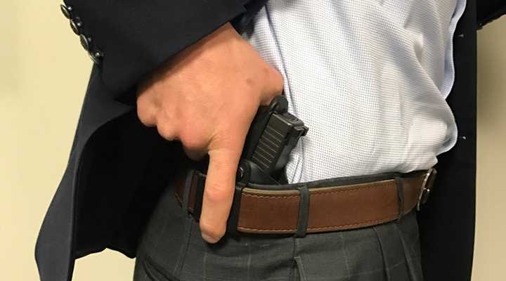 Idaho: Senate Passes Concealed Carry Amendment