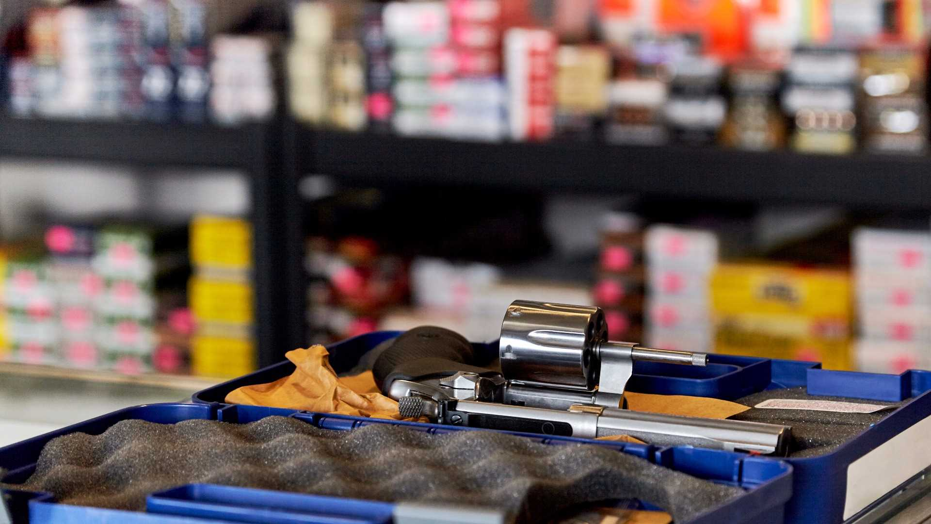 Tacoma to Tax Gun Stores, Pawn Shops Out of Existence