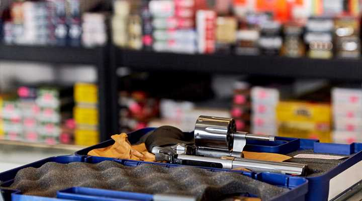 "North Carolina: Gun Stores Remain Open Despite Governor Not Designating them ""Essential"""