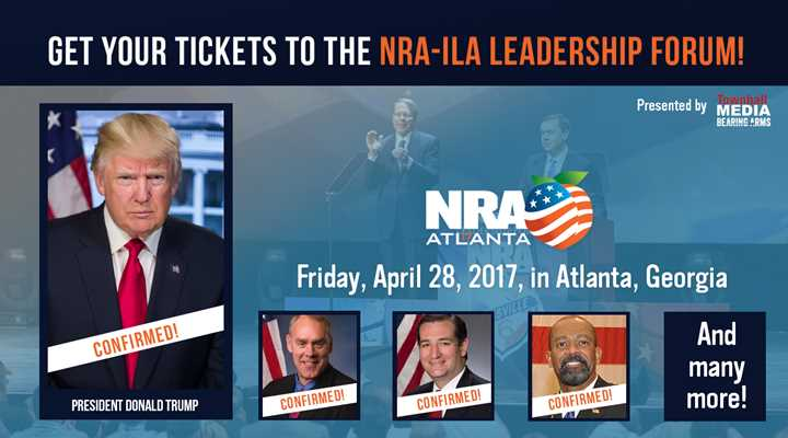 For 2017, A Historic NRA-ILA Leadership Forum