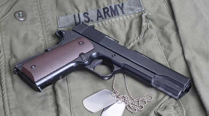 CMP Sales of 1911s One Step Closer With House Passage of 2018 NDAA