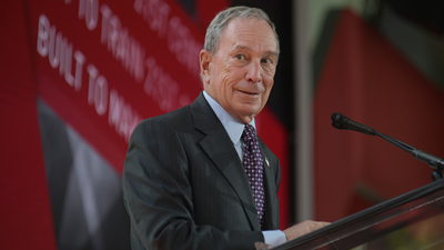 Bloomberg Spending Millions To Elect Anti-Gun Virginia Governor
