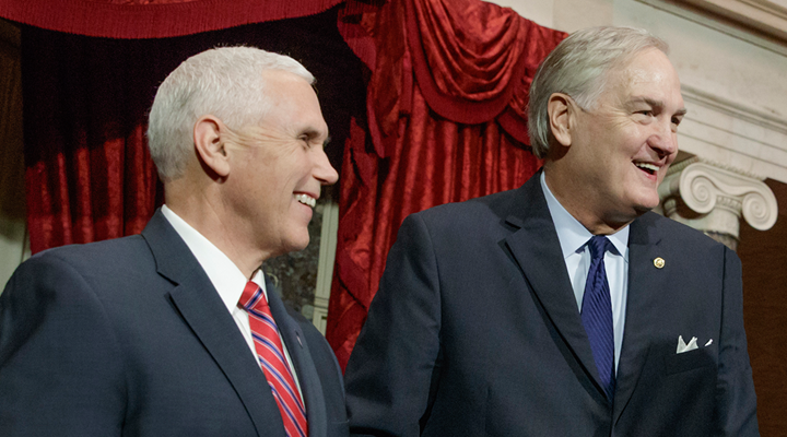 Join Vice President Mike Pence This Monday for a Campaign Rally for Luther Strange!