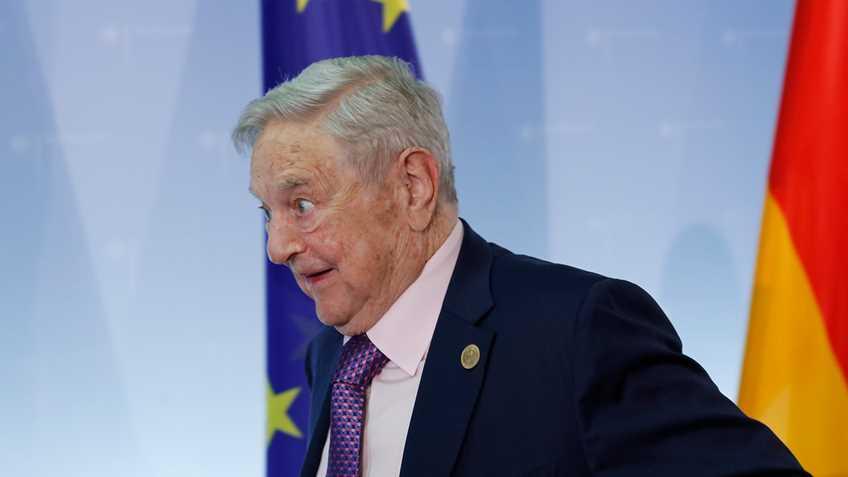 Anti-Gun Billionaire George Soros Pumps $18 Billion into His Political Apparatus