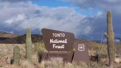 Arizona: Comment period extended to January 12th on management plan for Tonto National Forest