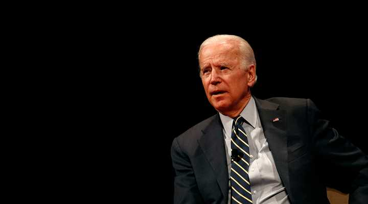 Joe Biden: Hero Who Ended Texas Rampage Shouldn't Have Had His Gun