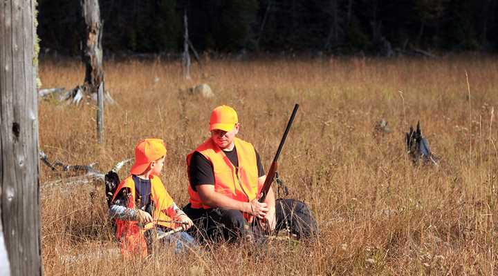 NRA Applauds Passage of Mentored Hunting Bill